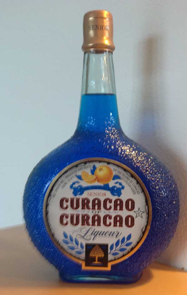 Original Curacao of Curacao