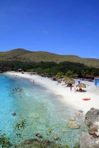 Typischer Stand von Curacao